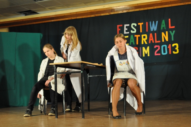 Festiwal Teatralny ARTGIM 2013