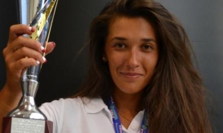 Marta Gottwald mistrzynią świata w wędkarstwie spławikowym