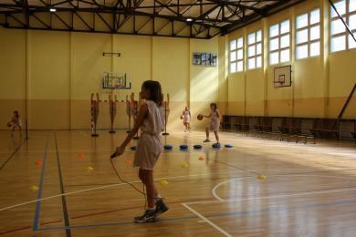Otwarto kuźnię koszykarskich talentów