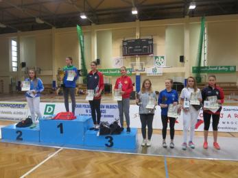 Ewa Kawencka trzecia w Pucharze Polski