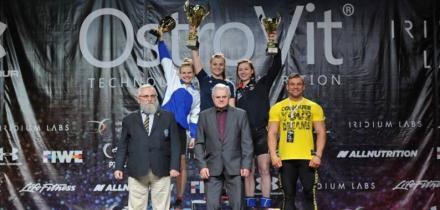 Jola Wiór ze złotym medalem Mistrzostw Polski