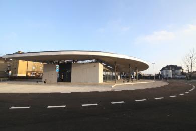 Dworzec autobusowy już czynny