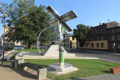 Słoneczne ładowarki i kompresory dla rowerzystów
