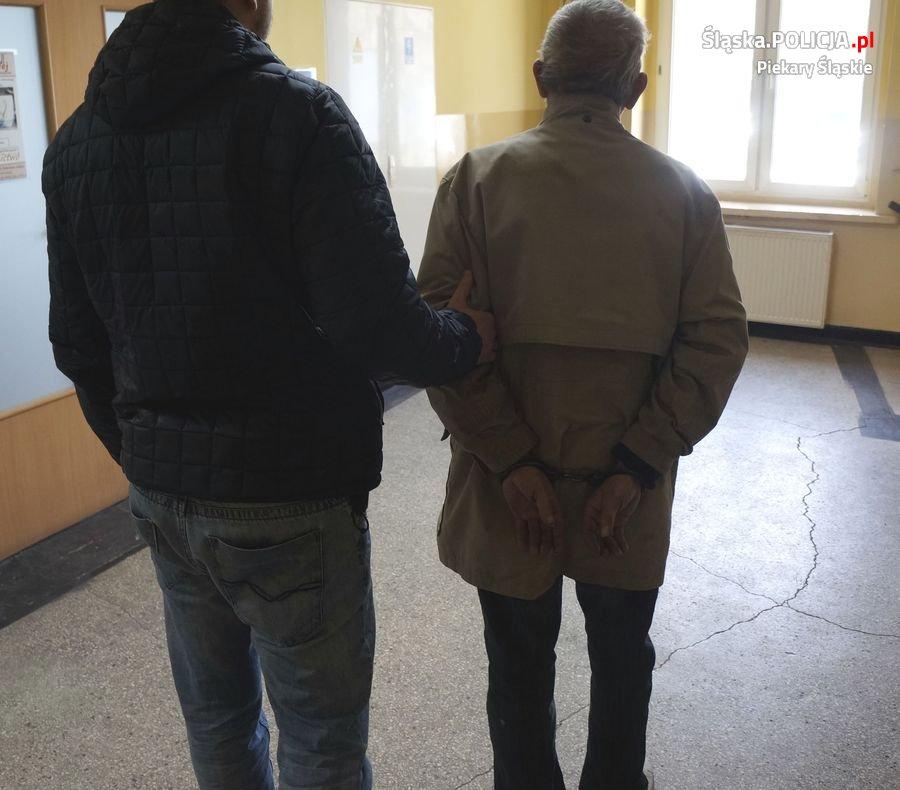 Był poszukiwany, święta spędził w areszcie