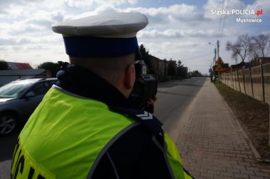 """Ogólnopolskie Działania """"Prędkość"""""""