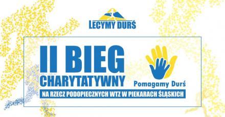 Już w niedzielę II Charytatywny Bieg Pomagamy Durś!