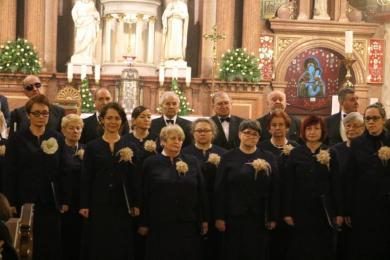Chór Św. Cecylii świętował 110-lecie istnienia