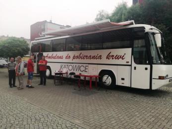 Akcja poboru krwi w Piekarach Śląskich już 3 lutego