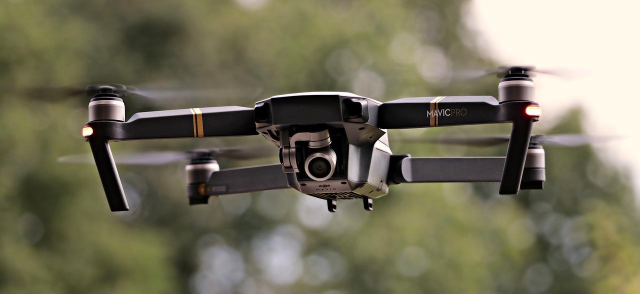 Jak drony zmieniają rzeczywistość?