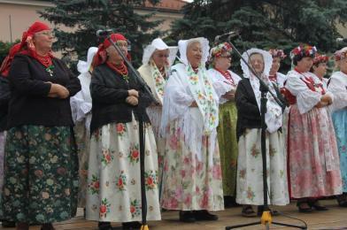 Koncert wielkopostny zespołu Piekarskie Klachule