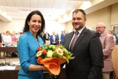 Sława Umińska-Duraj z absolutorium