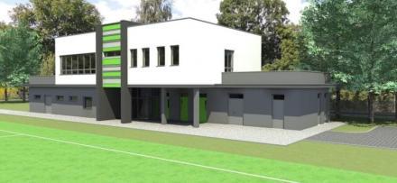 Nowy obiekt DKS Czarni Kozłowa Góra. Szczegóły inwestycji