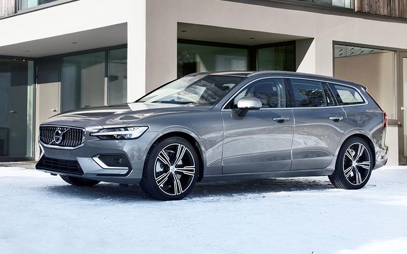 Komfort i satysfakcja z jazdy z całkiem nowym Volvo V60