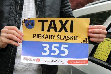 Nowe oznakowanie taksówek