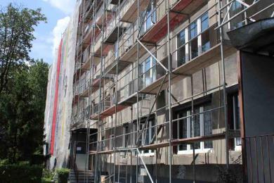 ZGM termomodernizuje kolejne budynki