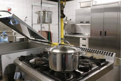 Kuchnia w MSP nr 2 z nowym wyposażeniem