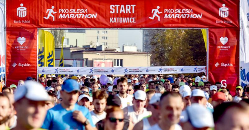 XIII Silesia Marathon - utrudnienia w ruchu