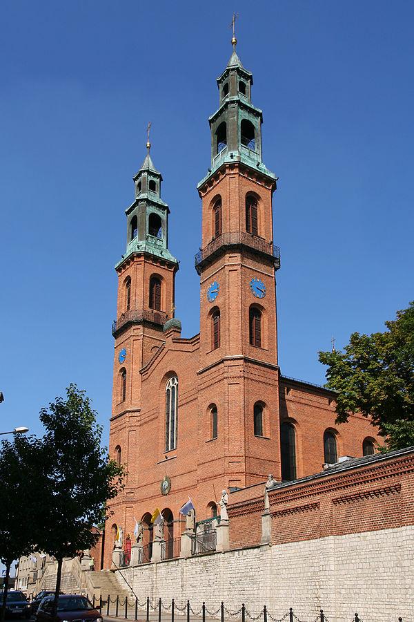 Centrum - Bazylika Najświętszej Marii Panny i św. Bartłomieja