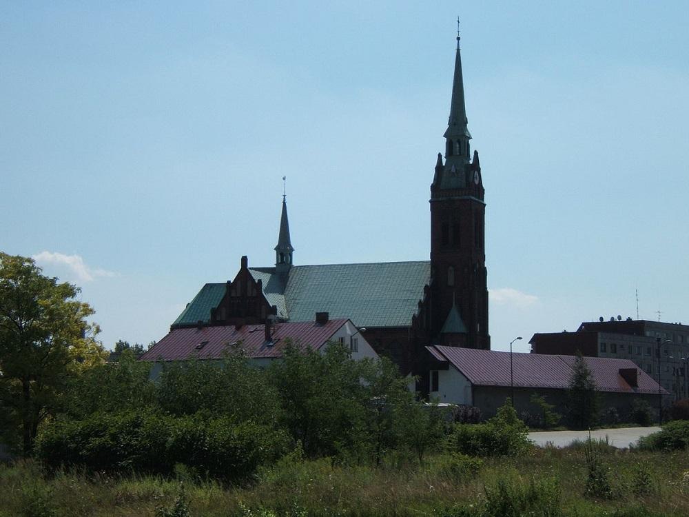 Brzozowice-Kamień - Kościół pw. śś. Piotra i Pawła